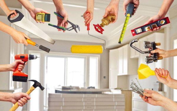 Самые глупые ошибки совершают при ремонте дома или квартиры