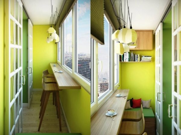 idei dizajna otdelki balkona 109