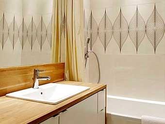 обновленная ванная комната в хрущевке
