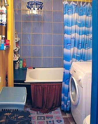 как обновить ванную комнату своими руками