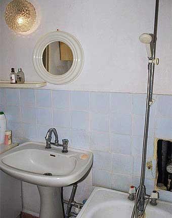 как быстро обновить ванную комнату