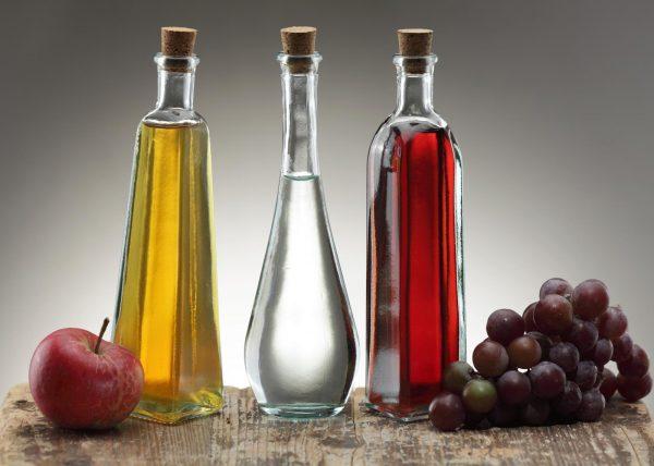 vinogradnyy i yablochnyy uksus