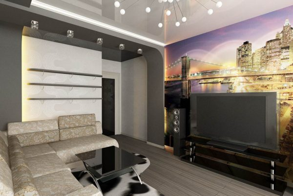 design interior kvartiry gostinaja variant1 5