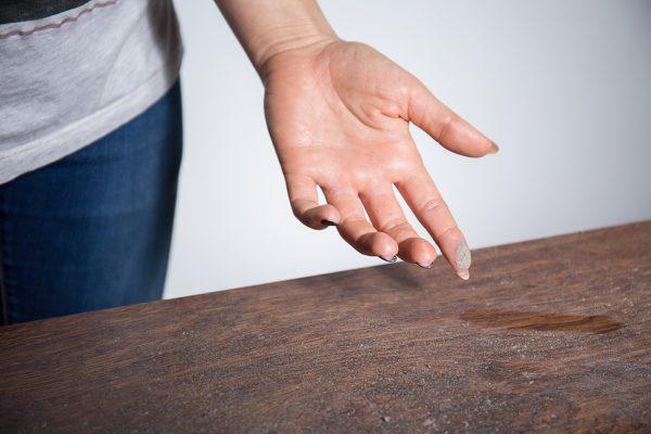 Простой способ избежать накопления пыли в вашем доме