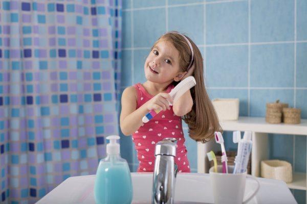 Как приучить ребенка к личной гигиене