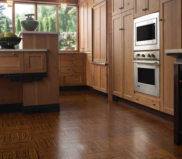 Какие покрытия подойдут для кухни