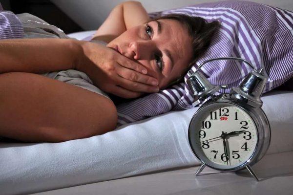Что делать, если проснулся ночью не можешь уснуть?