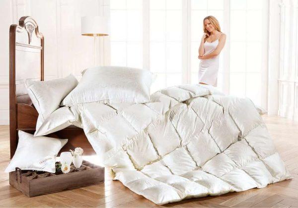 Как правильно выбрать одеяло: всё о наполнителях и материалах