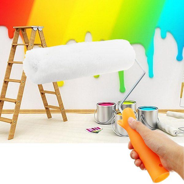 Составляем правильный список необходимого инвентаря для покраски стен в комнате